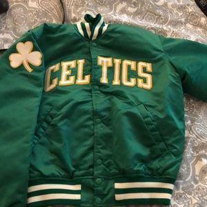 Celtics starter jacket
